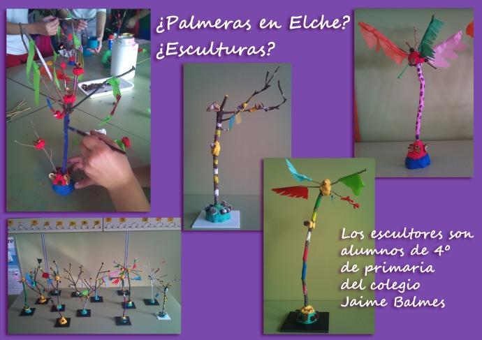 Esculturas Jaime Balmes